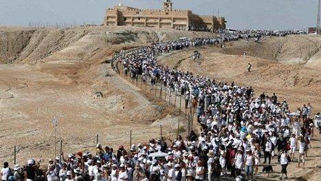 Elles sont juives et musulmanes et marchent par milliers pour la paix (VIDÉO) | Ca m'interpelle... | Scoop.it