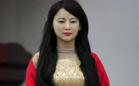 Meet Jia Jia, China's first ever human-like robot - News Nation | Une nouvelle civilisation de Robots | Scoop.it
