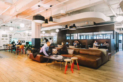 La réalité managériale des nouveaux espaces de travail collaboratifs   Espaces collaboratifs d'(open) innovation   Scoop.it