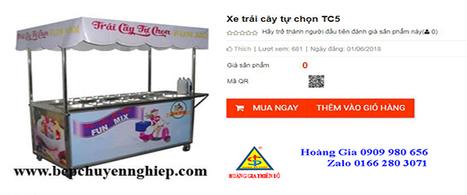 Xe trái cây, trà sữa tự chọn theo yêu cầu khách hàng | hoanggiathiendo Zalo 0166 280 3071 | Scoop.it