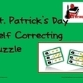 Self Correcting Puzzle - St. Patrick's Day Leprechaun Money - Heidi Raki | Homeschooling 365 | Scoop.it
