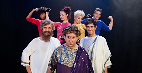 Horrible Histories gets movie version, a Shakespeare comedy called Bill - Metro | Dramatic Genres - Comedy AS English Literature@Blackburn College | Scoop.it