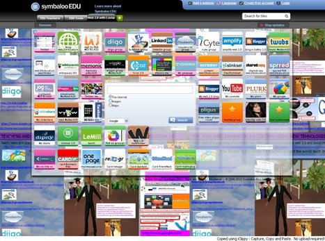 #SymbalooEdu - the best PLE and bookmarking #edtools #edtech20 | Bookmarkingedtools@web20education | Scoop.it