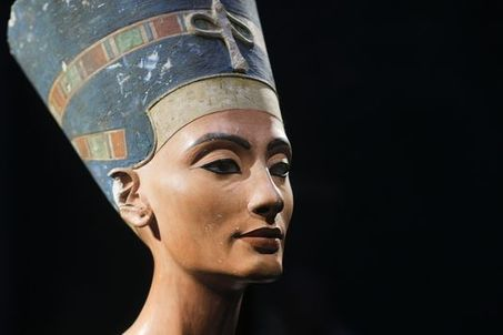 Où se trouve le tombeau de Néfertiti ? | Archeology on the Net | Scoop.it