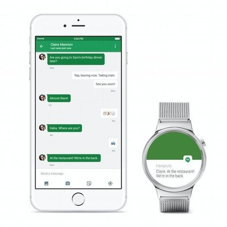 Google's Android Wear for iOS confirmed incompatible with Apple's HealthKit - Apple Insider | Design - UX UI mobile | Scoop.it