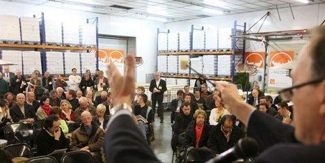 Bordeaux : une vente aux enchères au profit de la Banque alimentaire   Le vin et ses innovations   Scoop.it