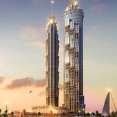 World's tallest hotel opens in Dubai | Google Plus ~≈~ G+ | Scoop.it