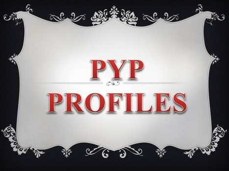 Styling Librarian: PYP Profile Books: Principled | Ali's PYP library | Scoop.it
