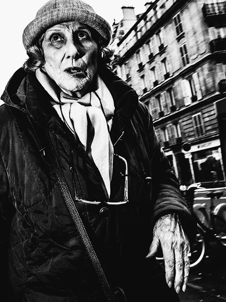Qu'est-ce que le Street Portrait ? | Serge Bouvet, photographe | BLACK AND WHITE | Scoop.it