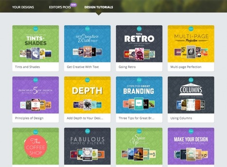 #HowTo Use Canva @Canva #WebToolsWiki | Social Media and Mobile Websites | Scoop.it