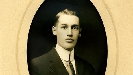 Trove of WWI letters follow Acadia student's path from enlistment to death | Nova Scotia Art | Scoop.it