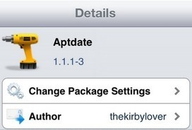 Aptdate Cydia Tweak - Cydia Update Notifier For iPhone and iPad ~ Geeky Apple - The new iPad 3, iPhone iOS6 Jailbreaking and Unlocking Guides | Best iPhone Applications For Business | Scoop.it