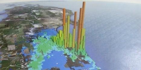 EXCLUSIF. Fukushima : la carte du désastre | NouvelObs.com | Japon : séisme, tsunami & conséquences | Scoop.it