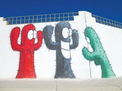 The changing face of Tripoli's graffiti - Saudi Gazette | Street art news | Scoop.it