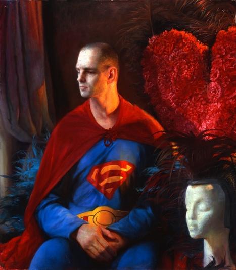 Steven Assael   Painter   les Artistes du Web   Scoop.it