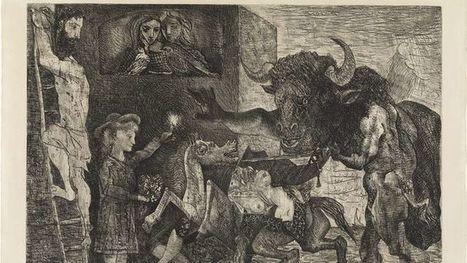 La mirada mitològica i audaç de Pablo Picasso   Referentes clásicos   Scoop.it