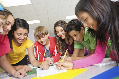5 Ways to Improve Student Collaboration   The Remind Blog   Collaboration in the 21st Century classroom   Scoop.it