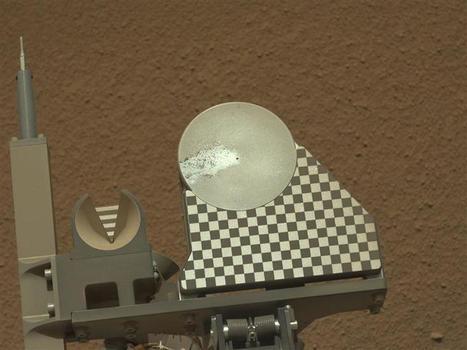 NewsDaily: NASA rover finds Mars' soil similar to Hawaii's | Democritus | Scoop.it