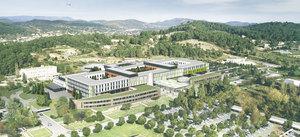 Le premier hôpital vert en France vient d'ouvrir ses portes à Alès   Nouveaux paradigmes   Scoop.it