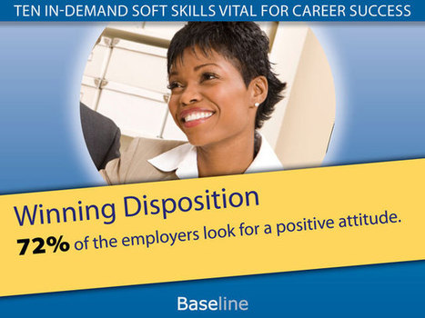 Ten In-Demand Soft Skills Vital for Career Success | Self help | Scoop.it