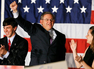 Robert Menendez votes in Senate session amid controversy | Littlebytesnews Current Events | Scoop.it