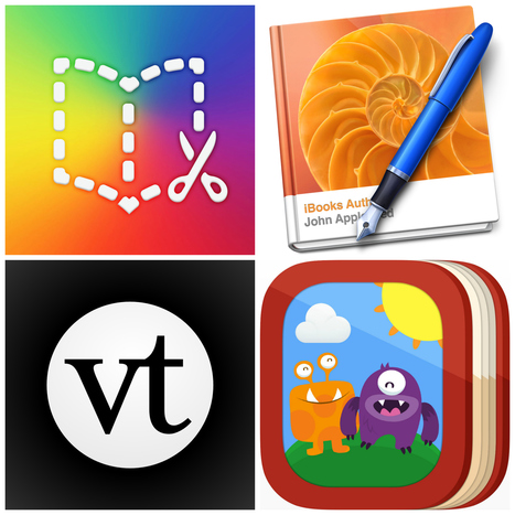 4 Tips for Student-Created Digital Books | Digital Textbooks K12 | Scoop.it