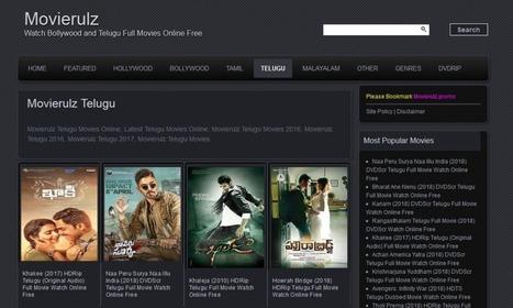 Watch online telugu movies 2019