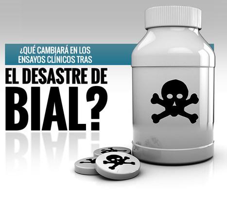 ¿Qué cambiará en los ensayos clínicos tras el desastre de Bial? | Revista Médica | Farmacia Social Media | Scoop.it