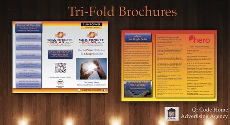 Qr Code Home - Advertising Flyers: One of The Top Advertising Agencies Around | QR CODE Advertising | Scoop.it