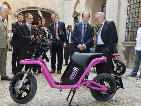 Motit, le motopartage électrique | Maîtrise de l'énergie | Scoop.it