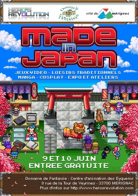 made in japan N°3   And Geek for All   Scoop.it