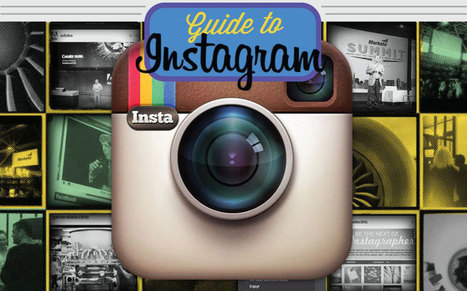 The Marketing Guide to Instagram | Marketing Strategy HQ | JenniferYaniz.com | Scoop.it