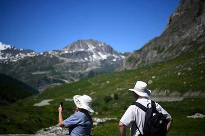 La fréquentation touristique en montagne augmente encore en juillet