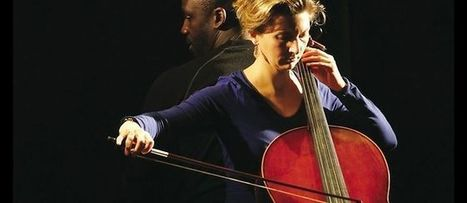 """En filigrane"" : Ibrahim Sissoko fait danser le violoncelle   My Africa is...   Scoop.it"