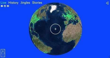 Radio Garden. Écouter les stations de radio du monde entier – Les Outils Tice | Les outils du Web 2.0 | Scoop.it