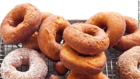 This Hanukkah, overcome your fear of frying | @FoodMeditations Time | Scoop.it