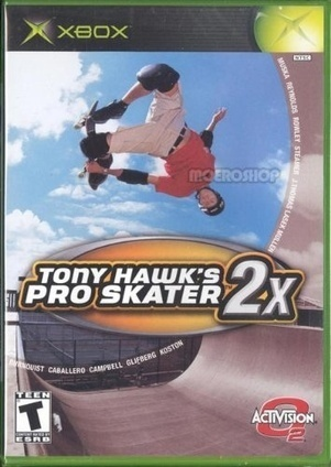 Tony Hawk 2 – Activision | Games on the Net | Scoop.it