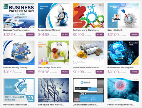 Professional Ppt Templates Free Download Powe