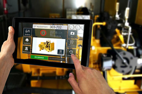 Spie Sud-Ouest fait rentrer la réalité augmentée dans son offre de maintenance industrielle grâce à Ubleam | Ubleam | Scoop.it