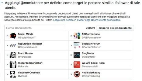 Twitter Ads, la mia prima campagna di twitter advertising | Twitter addicted | Scoop.it