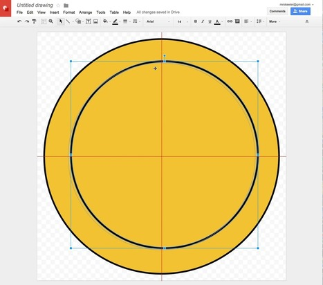 Create a Badge with Google Drawing | The Daily Badger | Scoop.it