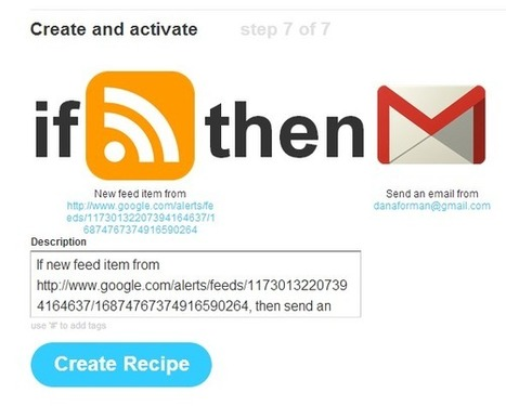 The Ultimate List of IFTTT Recipes for Marketers | Digital Marketing with measurable results | Scoop.it
