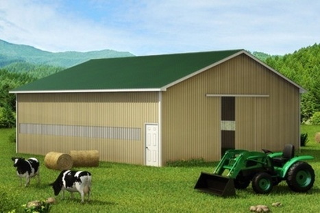 Things To Consider When Buying Wood Pole Barn Kits