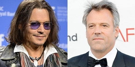 'Transcendence' Revealed: Johnny Depp to Play Supercomputer (Exclusive) | The Wrap Movies | leapmind | Scoop.it