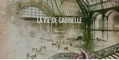 Le Grand Palais raconte sa Grande Guerre avec le blog de Gabrielle | Centenaire de la Première Guerre Mondiale | Scoop.it