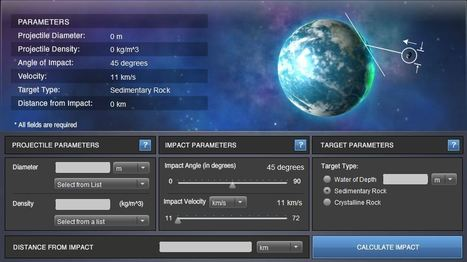 Impact: Earth! | Geography Education | Scoop.it