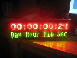 """""""Close enough"""" Wise Clock display mode 