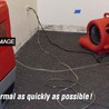 The Accurate and Fast Water Damage Flood Water Removal