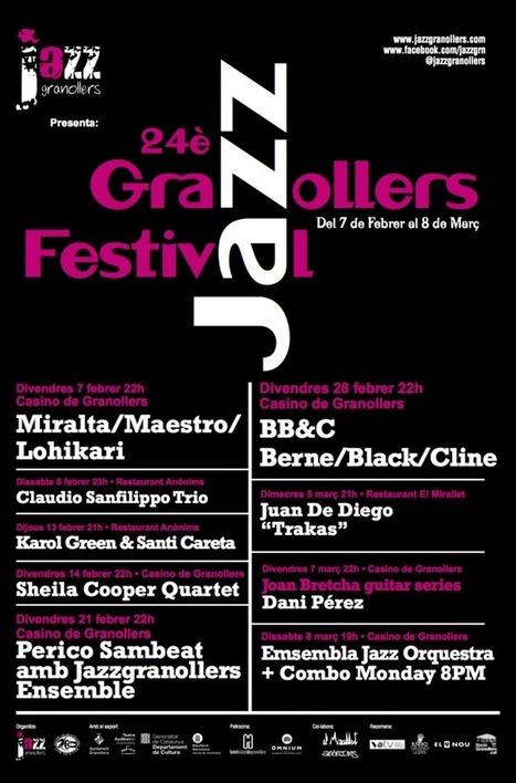 Jazz Granollers | la web del Jazz a Granollers | Actualitat Jazz | Scoop.it