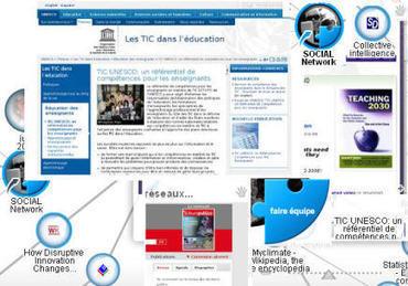 TIC UNESCO: Un référentiel de compétences pour les enseignants - Campus FLE Education | TELT | Scoop.it